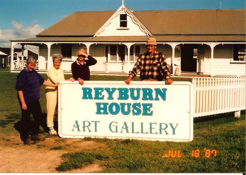 Reyburn House 1987